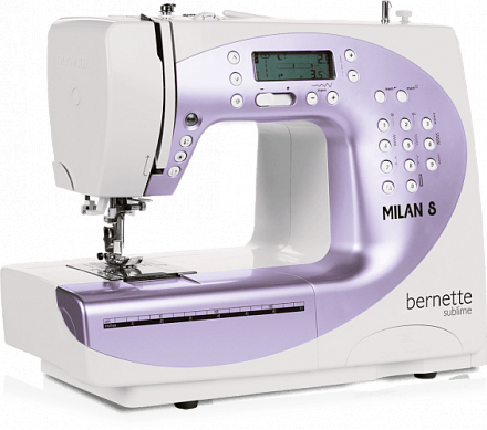 Bernina Milan 8